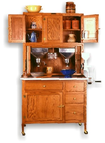 Weu0027re one of the first and foremost manufactures of Hoosier Cabinets Hoosier Side  sc 1 th 263 & Hoosier Cabinets Custom Built